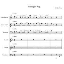 Midnight Rag (Ittzés) zkar