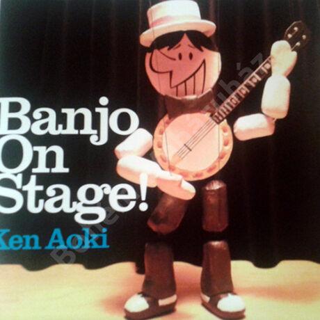 Banjo On Stage (Ken Aoki)
