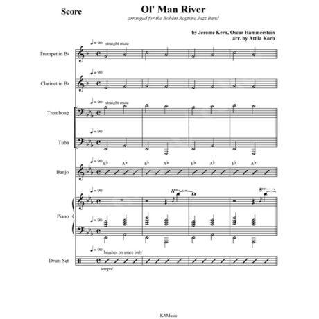 Ol' Man River (Kern-Hammerstein)