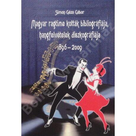 Magyar ragtime kották bibliográfiája