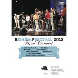 Bohém Fesztivál 2013 zárókoncert DVD
